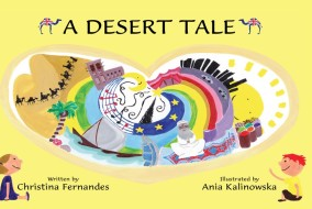 Desert Tale Book