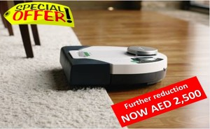Robo Vacuum Cleaner VR100 Offer