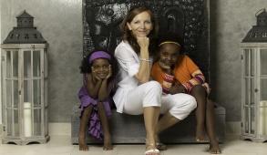 Adoption in Dubai Gerlinde