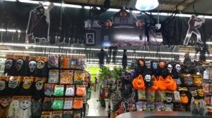 Geant Halloween in Dubai