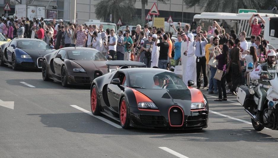 Dubai Grand Parade