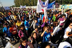 Dubai Cares Walk for Education