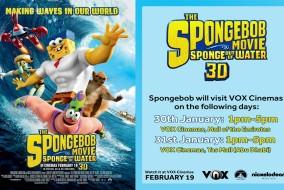 SpongeBob Contest