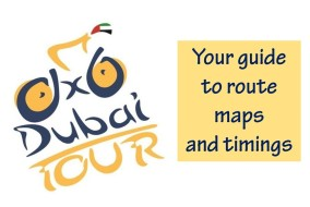 Dubai Tour Route Maps and Road Closures
