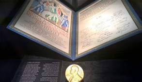Nobel Museum's Travelling Exhibition