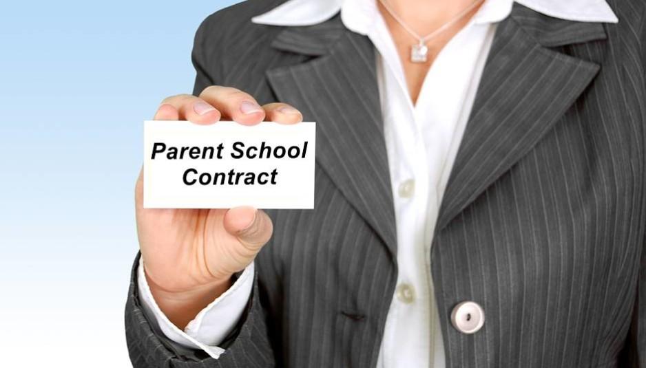 Parent School contract in Dubai