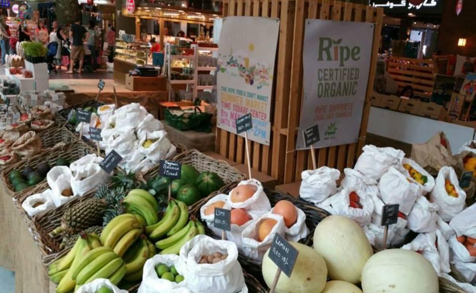 Ripe Night Market in BurJuman