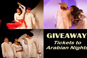 Tickets to Arabian Nights Show