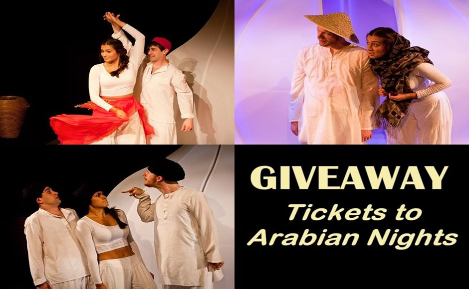Tickets to Arabian Nights Show
