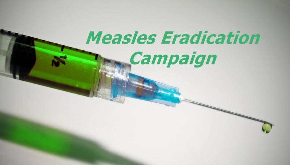 Measles Vaccination in UAE