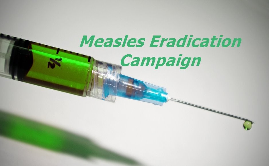 Measles Vaccination in UAE