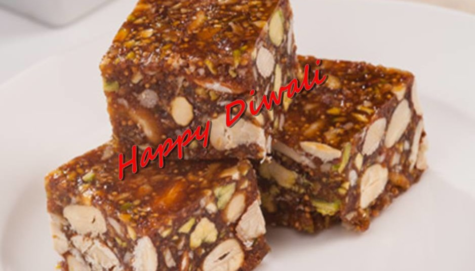 Sugar-free dry fruit bars