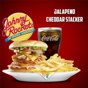Johnny Rockets Jalapeno