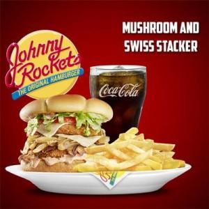 Johnny Rockets Mushroom