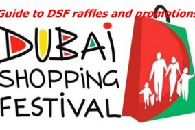 DSF Raffles and Promotions