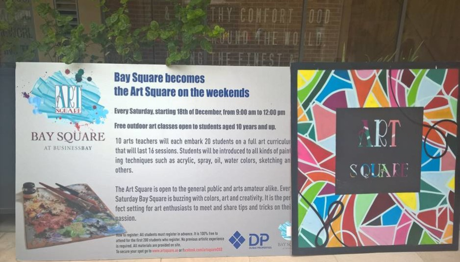 art classes at Bay Square