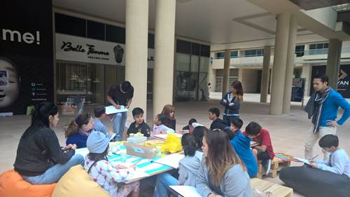 art classes at Bay Square