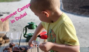 Summer Camps in Dubai 2016