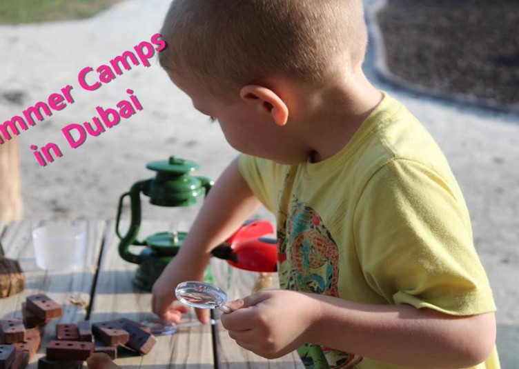 Summer Camps in Dubai 2016
