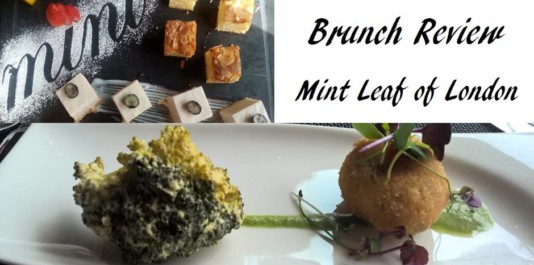 Mint Leaf of London Brunch