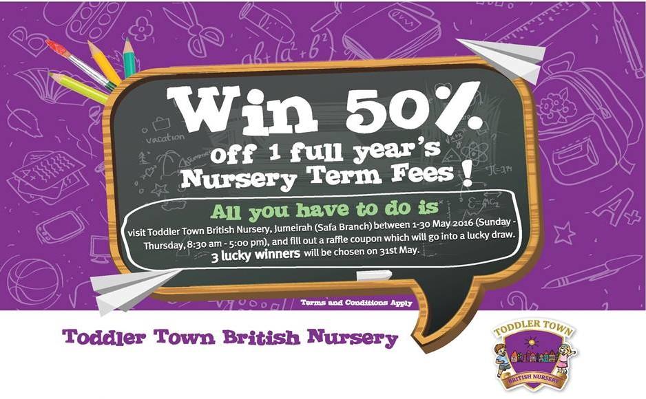 Toddler Town British Nursery