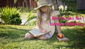 Best children's books for summer reading