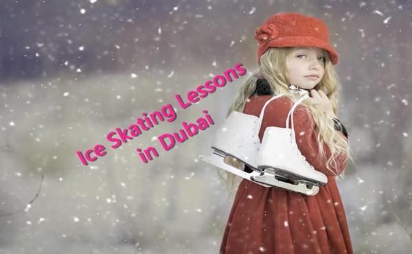 Ice Skating lessons in Dubai