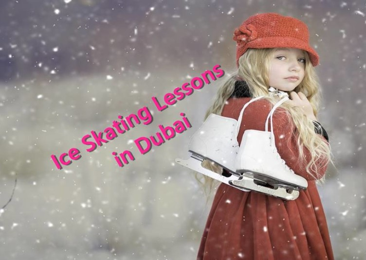 Ice Skating lessons in Dubai