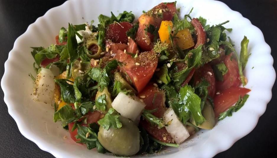 hydrating summer salad