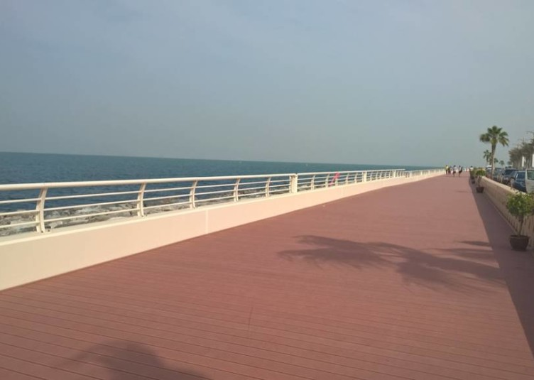Palm Jumeirah Boardwalk