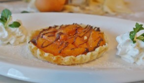 Apricot Jam Tarts