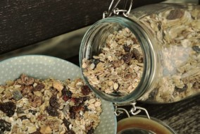 Homemade Muesli Recipe