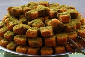 Pistachio Baklava Recipe