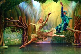 Goldilocks and The Three Bears childrens ballet