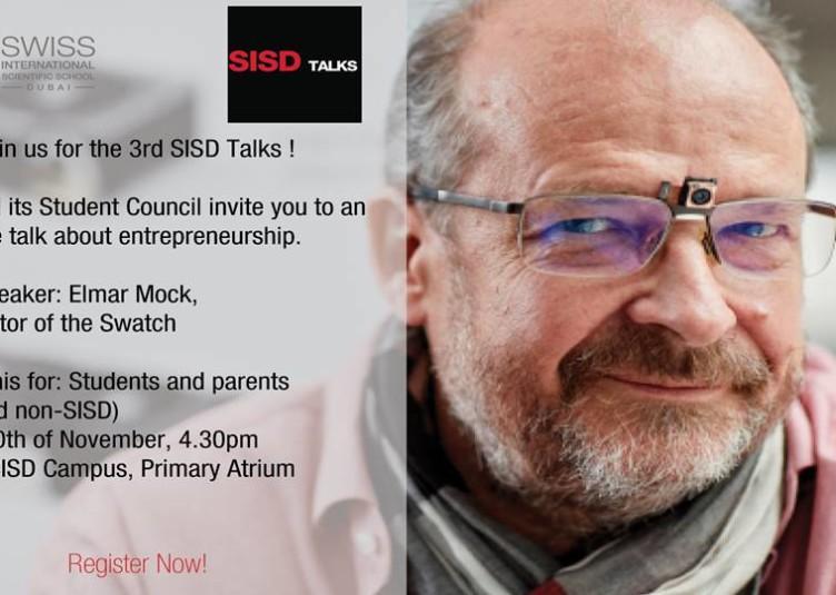 SISD Talks