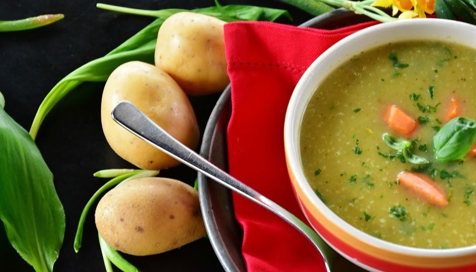 Potato and Vegetable Soup
