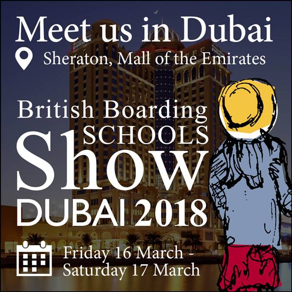 British Boarding School Show in Dubai