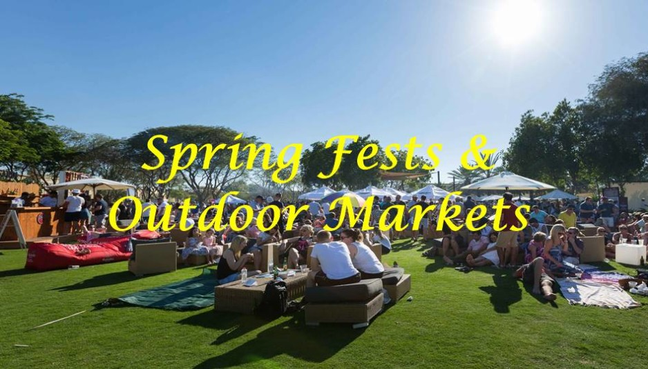 Spring Fests and Fairs in Dubai