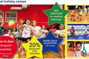 Summer camps in Dubai