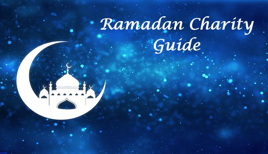 Ramadan Charity donations in the UAE.